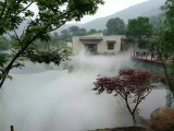 戶外噴霧造景設備 景觀霧森系統