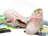 厂家直销批发一件待发童鞋儿童保暖鞋暖脚侧拉链小童儿童棉鞋子