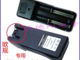 正品双槽锂电池充电器18650双充充电器电子烟充电器精准自停 欧