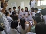火毫针的技术杏林大讲堂中医针灸技术全科班培训学院