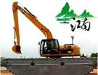 成都市高新区水路两用挖掘机出租出售