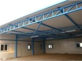 大兴区彩钢厂房制作安装
