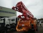 重汽37米优质泵车厂家
