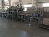 天津电镀金钢线设备,速度快,精度高,采用三菱伺服张力控制系统