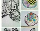 海口国贸少儿美术漫画插画素描油画水彩书法培训班招生