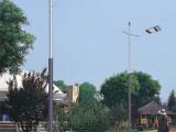 led路灯高杆庭院照明灯道路亮化用灯单臂双臂路灯承接亮化工程