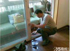南昌象湖维修各种木门移门玻璃门窗修地弹簧换各种门窗配件