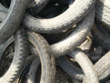 正新建大再利用轮胎