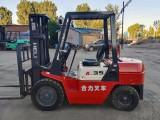 南阳大量回收本地二手4吨叉车现代叉车