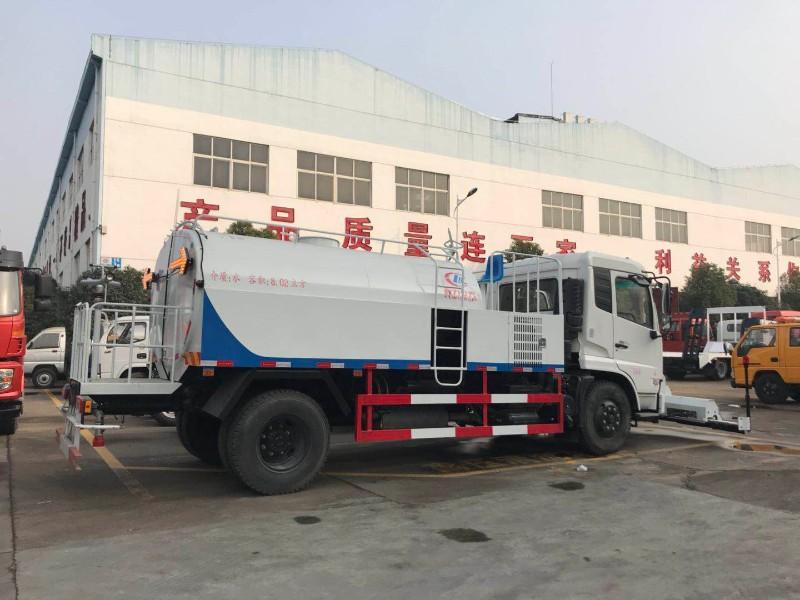 高压清洗车(管道疏通车) 吸污车程力专汽生产厂家直销