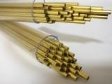 供应标准电极铜管 深加工盲孔用电极铜管 专业的铜管生产厂家