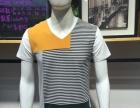男装品牌 T恤海澜之家原单正品一手货源折扣批发广州名都汇