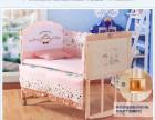 宝宝折叠床 可折叠成书桌 送宝宝学步车等