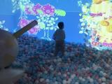 墙面砸球互动一体机设备