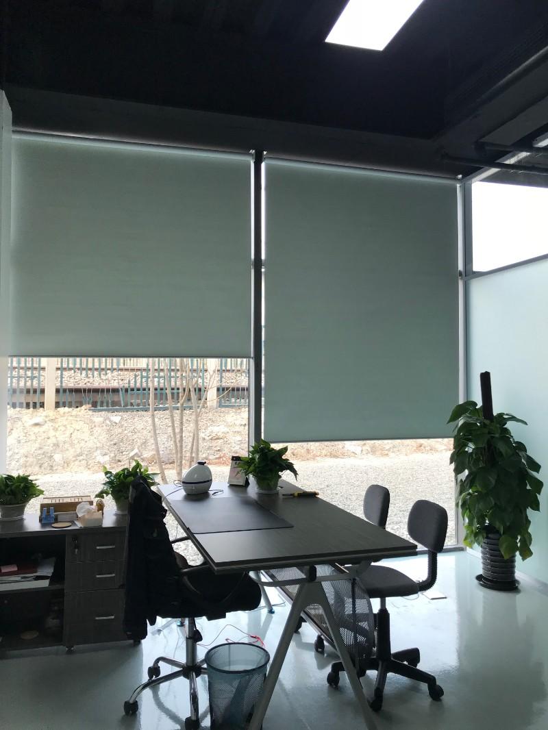 北太平庄窗帘定做办公窗帘测量安装窗帘管家