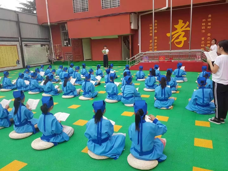 长沙小夫子国学加盟,少儿国学培训班加盟