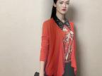 欧美一线品牌 莉佳丽秋装分份 貂绒羊绒大衣剪标 高端品牌尾货