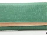 包邮新款推荐韩版钱包女包 双翻盖石头纹三折长款女士钱包皮夹