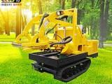 履带式挖树机价格三普挖树机厂家联系方式挖挖树机出租