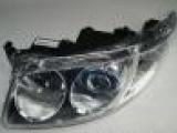 销售奇瑞QQ大灯 前照灯 雾灯 转向灯 LED灯 倒车灯 车镜 玻璃