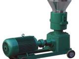 山东厂家直销小型平模饲料颗粒机 125型电动饲料颗粒机