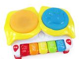 宝宝手拍鼓 婴儿玩具音乐6合1拍拍鼓 0-1岁儿童早教益智玩具鼓