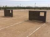 400米障碍一套有哪些产品 部队标准400米障碍厂家