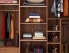 组装实木质衣柜整体大容量收纳板式衣柜组合衣橱