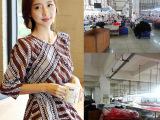 1元打样淘工厂9.4 棉混纺上衣服装加工服装贴牌加工生产定制