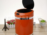11.5升电子智能远红外感应家用垃圾桶防水免脚踩卫生间客厅