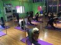 杭州舞蹈培训 钢管舞爵士舞品牌连锁学校 包学会
