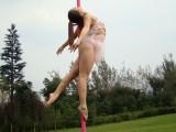 安康里能学习钢管舞 安康钢管舞培训班