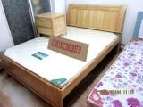 武汉全新的家具,二手的价格,实木大床,衣柜,餐桌