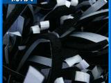 长期供应耐温特种回力胶海绵 黑色回力胶保护海绵