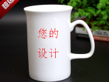 厂家供应销售镁质瓷色釉马克杯 出口色釉咖啡杯 卡通创意陶瓷杯
