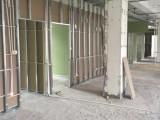 上海专业办公室装修粉刷铺地毯厂房装修石膏板隔墙钢结构