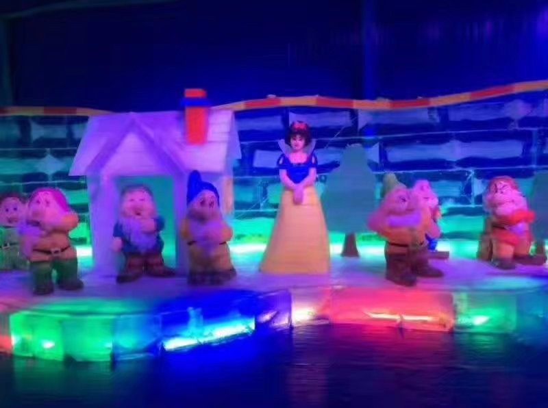 雨屋出租 蜂窝迷宫租赁 冰雕展览制作厂家