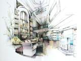 上海松江区CAD培训,室内效果图培训学校,免费试听
