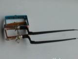 指针式电流表。电压表动圈。