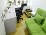 罗湖金丰城大厦精装30平办公室出租 可提供租赁红本