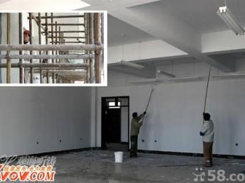 青浦区华新镇厂房墙面翻新粉刷 墙面修补 旧房改造