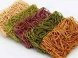 好吃的养生蔬菜面条让你一吃难忘