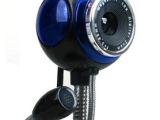 工厂批发炫魔 usb电脑摄像头 免驱清晰版 带麦克风话筒 超性价