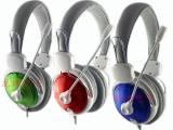 LPS-1523 乐普士头戴式电脑耳机耳麦 电脑配件批发