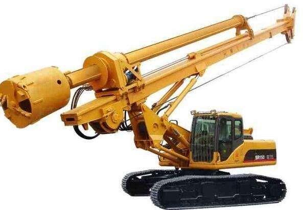 钦州市防城港市旋挖钻机施工公司低价格承接桩基础工程施工