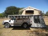 厂家直销车顶帐篷,侧篷,平行帐,车载帐篷