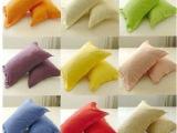 宾馆酒店床上用品批发全棉枕套单人枕头套子 缎条枕套贡缎枕套