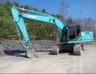 吉林白城二手神钢200-10挖掘机整车原版低价出售中