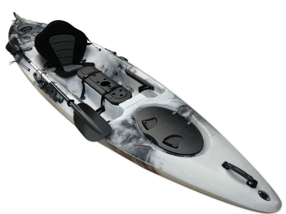 宁波皮划艇专业供应 塑料船批发