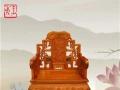 泰安王义红木家具 古典与现代完美结合 缅甸花梨家具